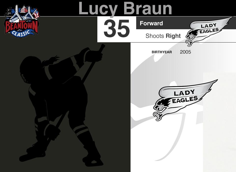 #35 Lucy Braun