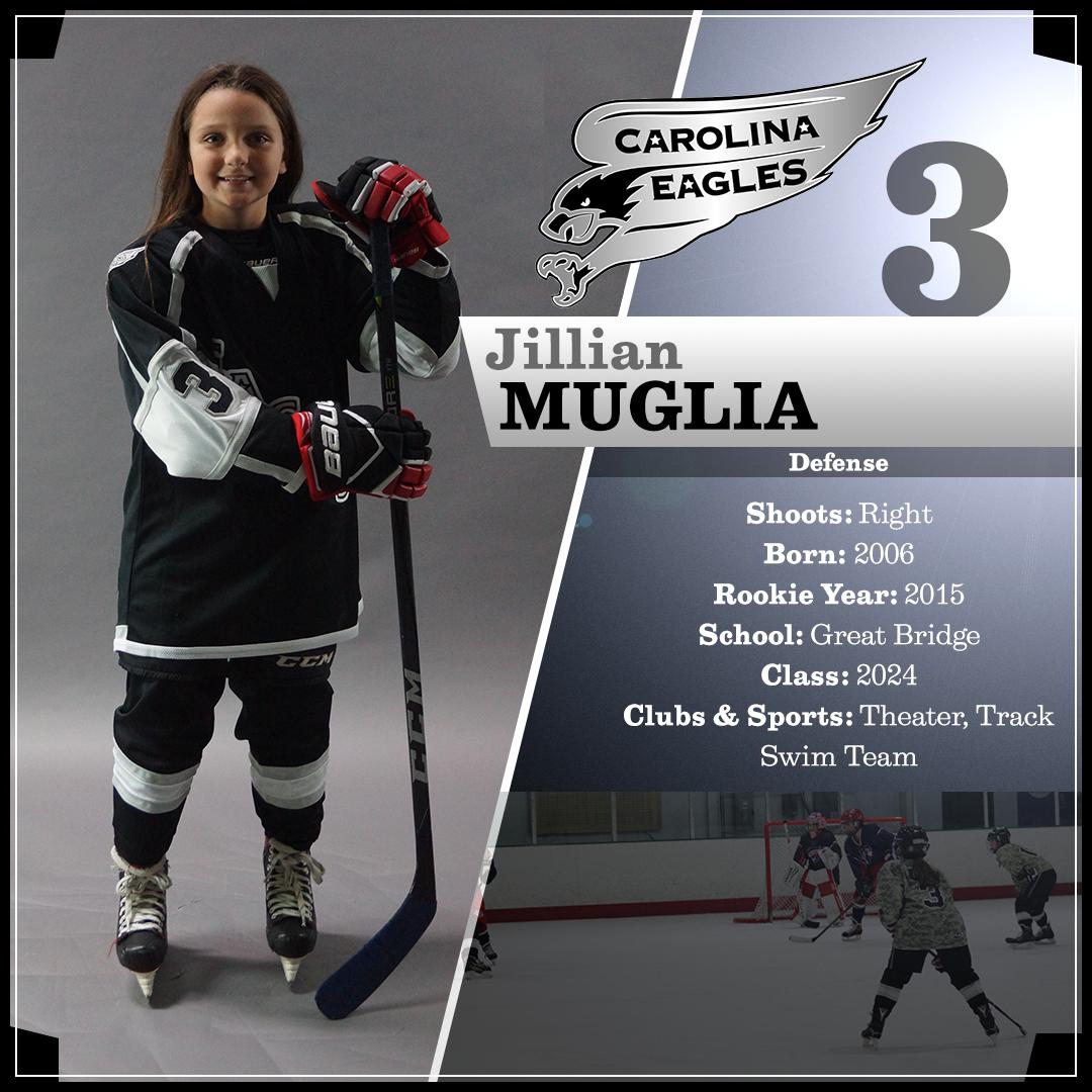 #3 Jillian Muglia