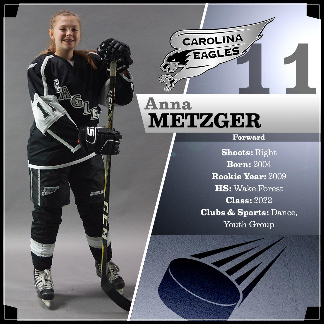 #11 Anna Metzger