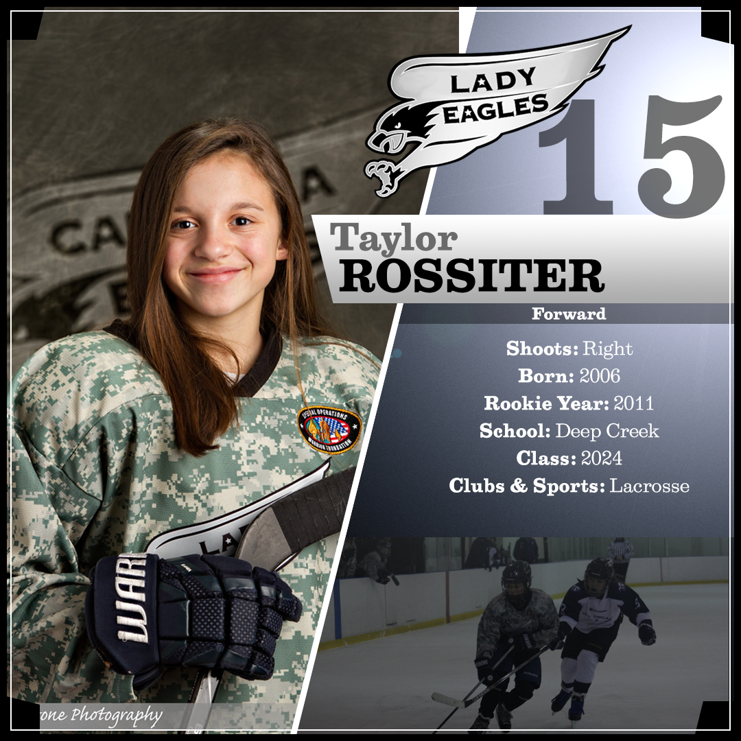 #15 Taylor Rossiter