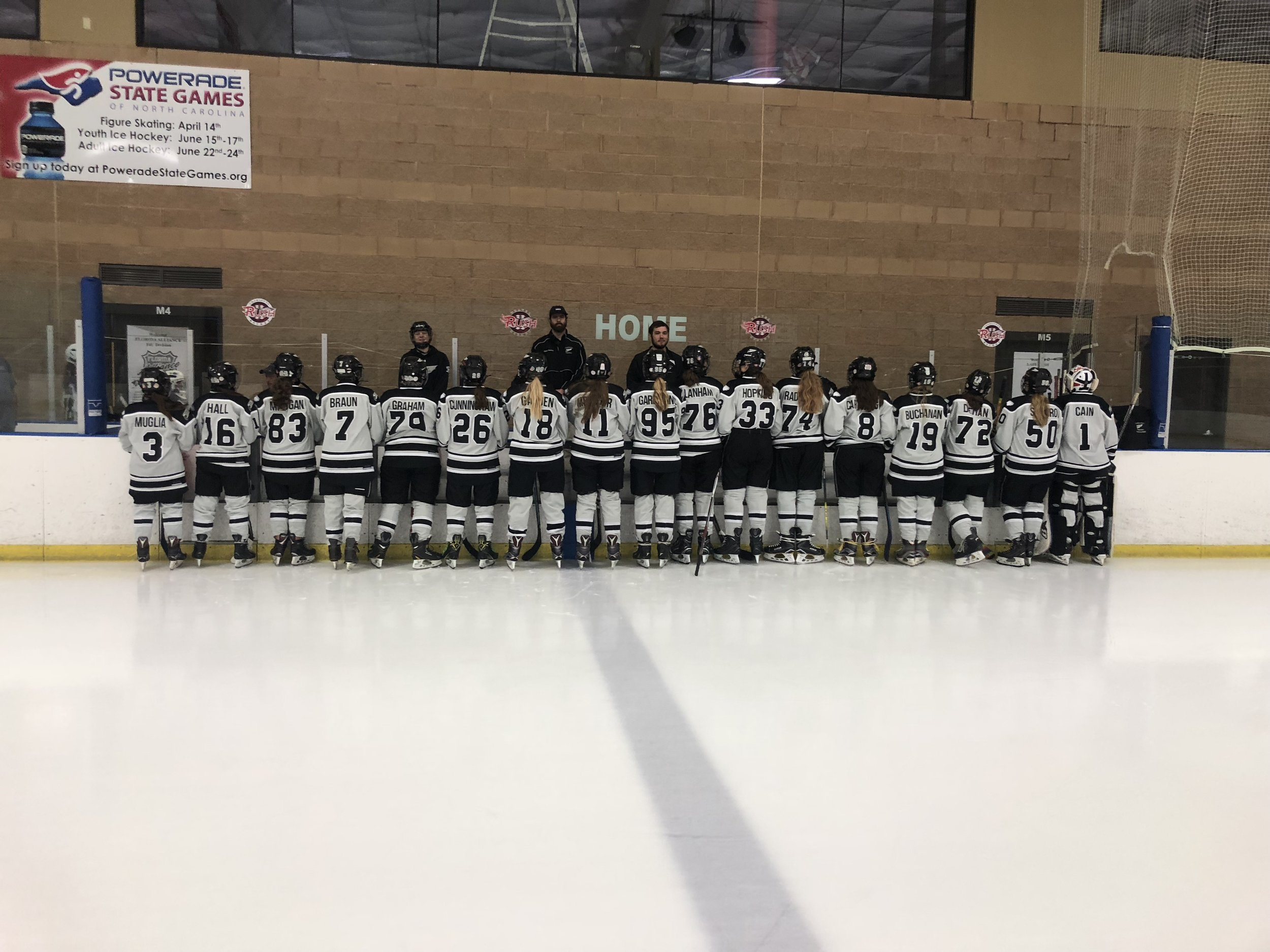 2018-2019 U14AA - Click To View