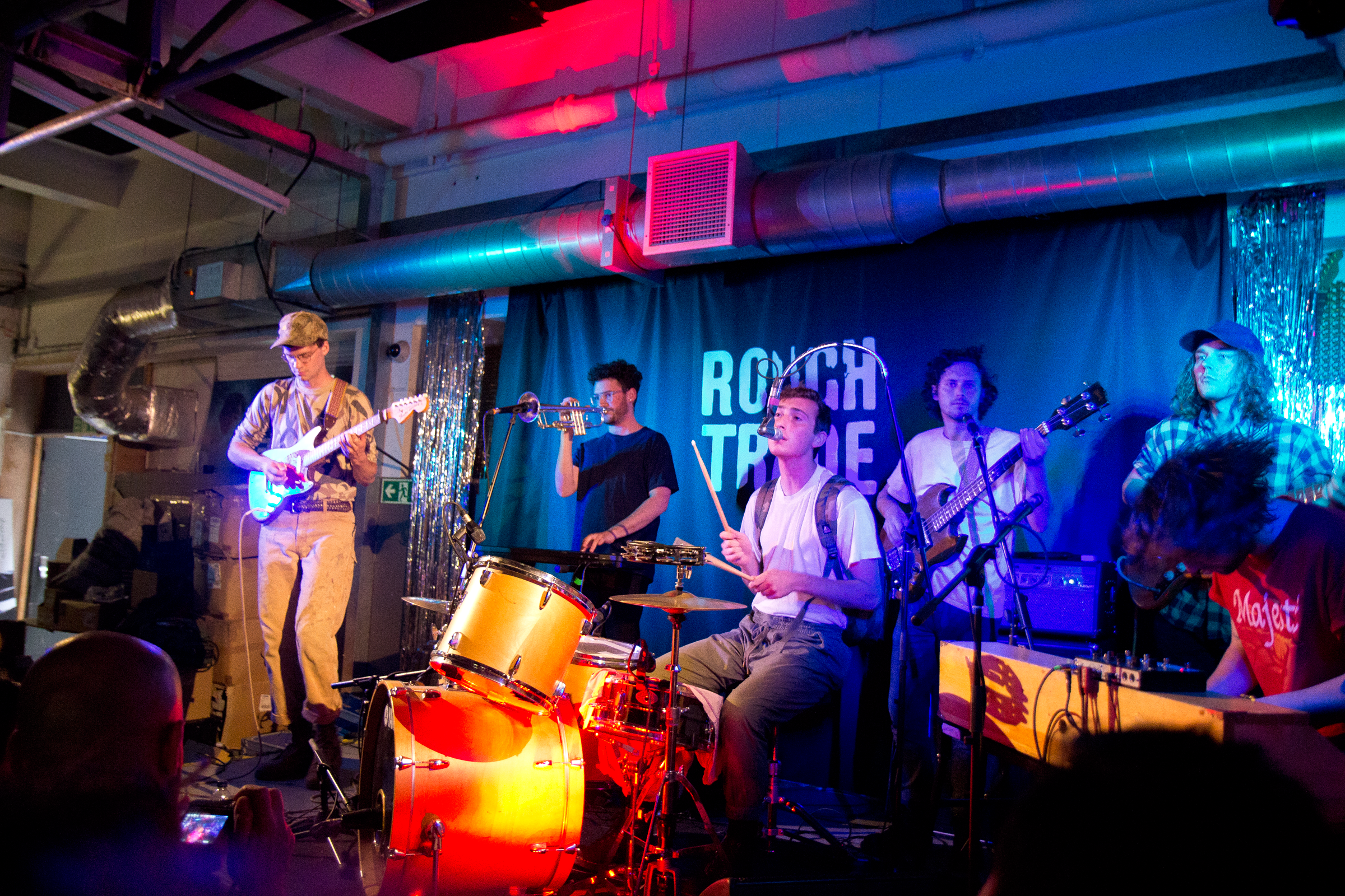WHITNEY in-store @ Rough Trade East, London