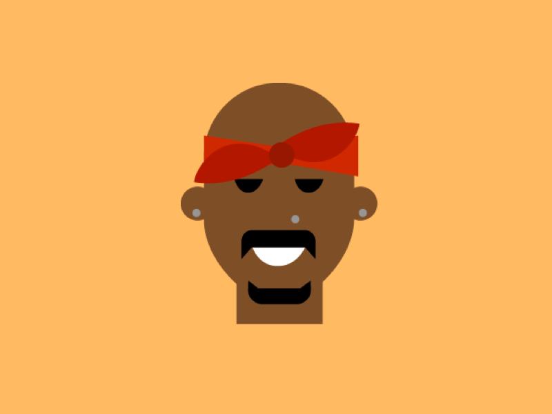 90's Hip-hop Heroes -