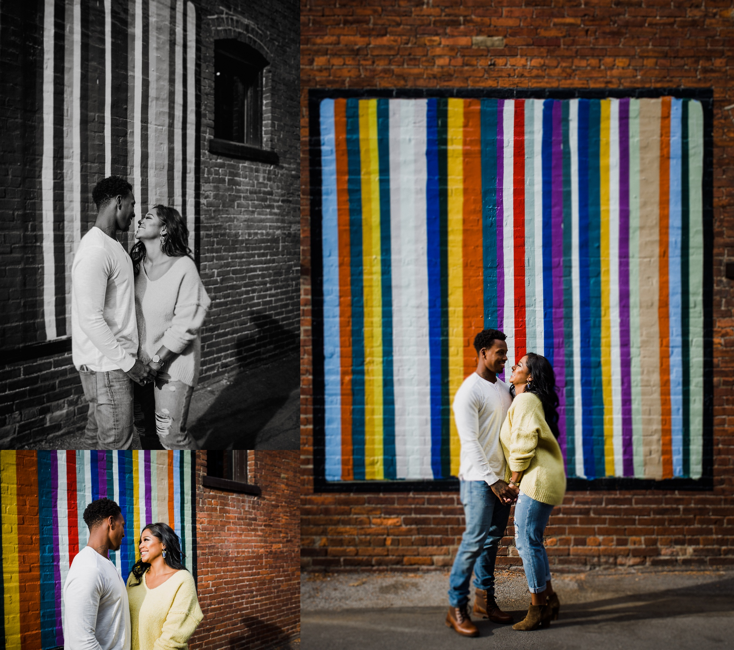 Columbus, Downtown Wedding Photographer