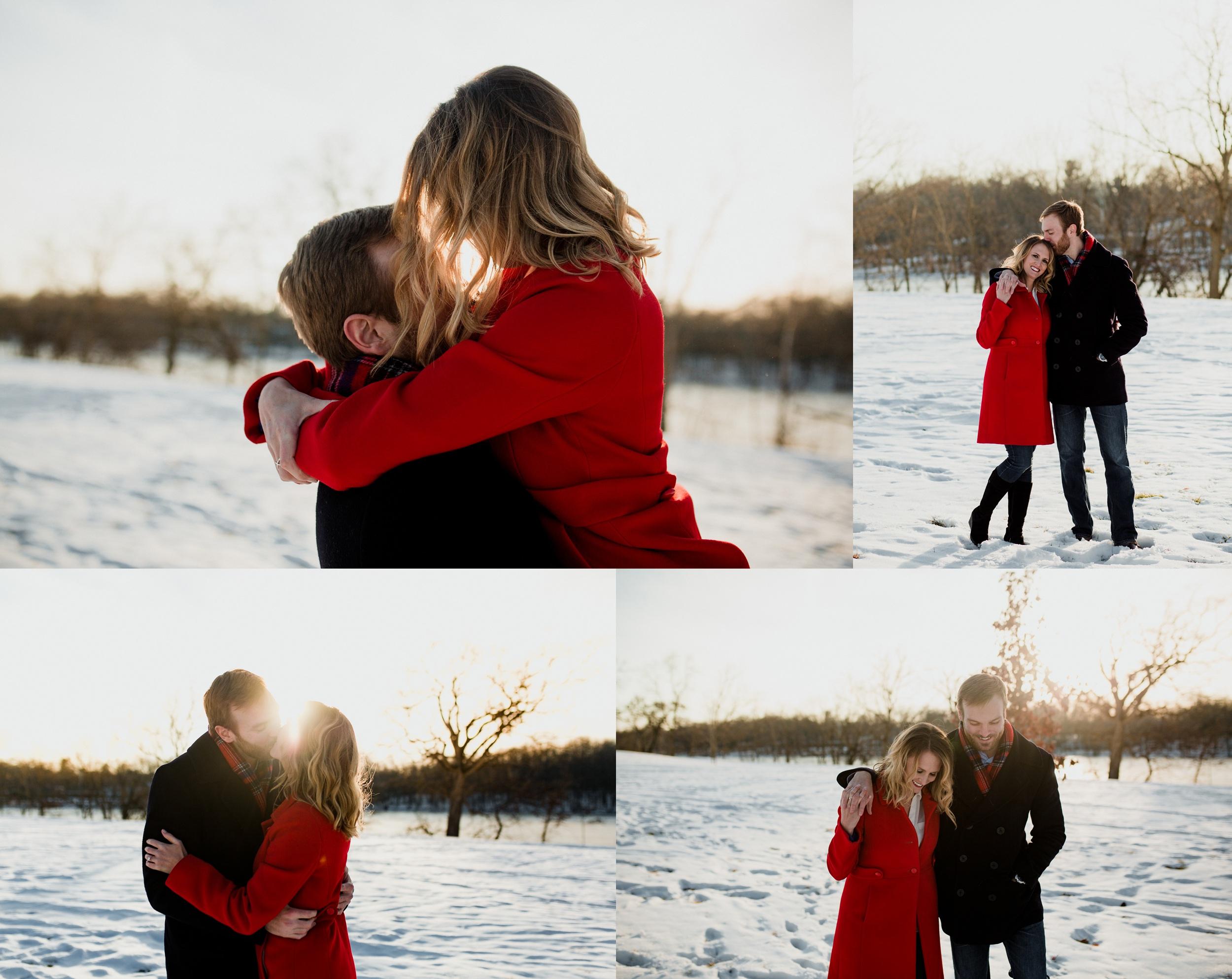 Kelly + Andrew - Columbus, Ohio || Hayden Falls