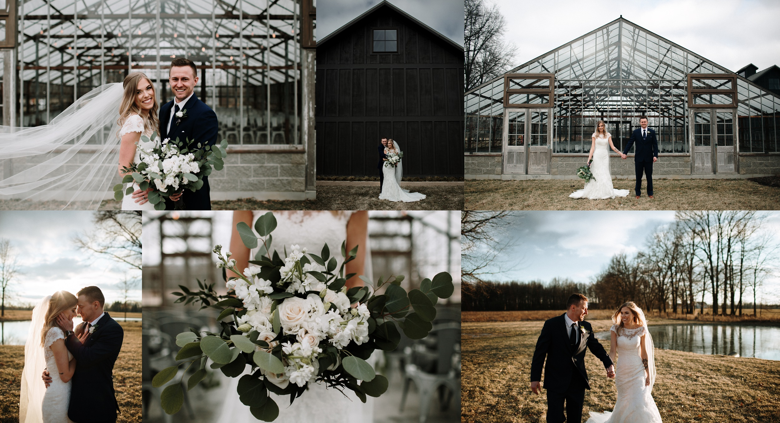 Jess + Aaron - Jorgensen Farms Oak Grove Wedding