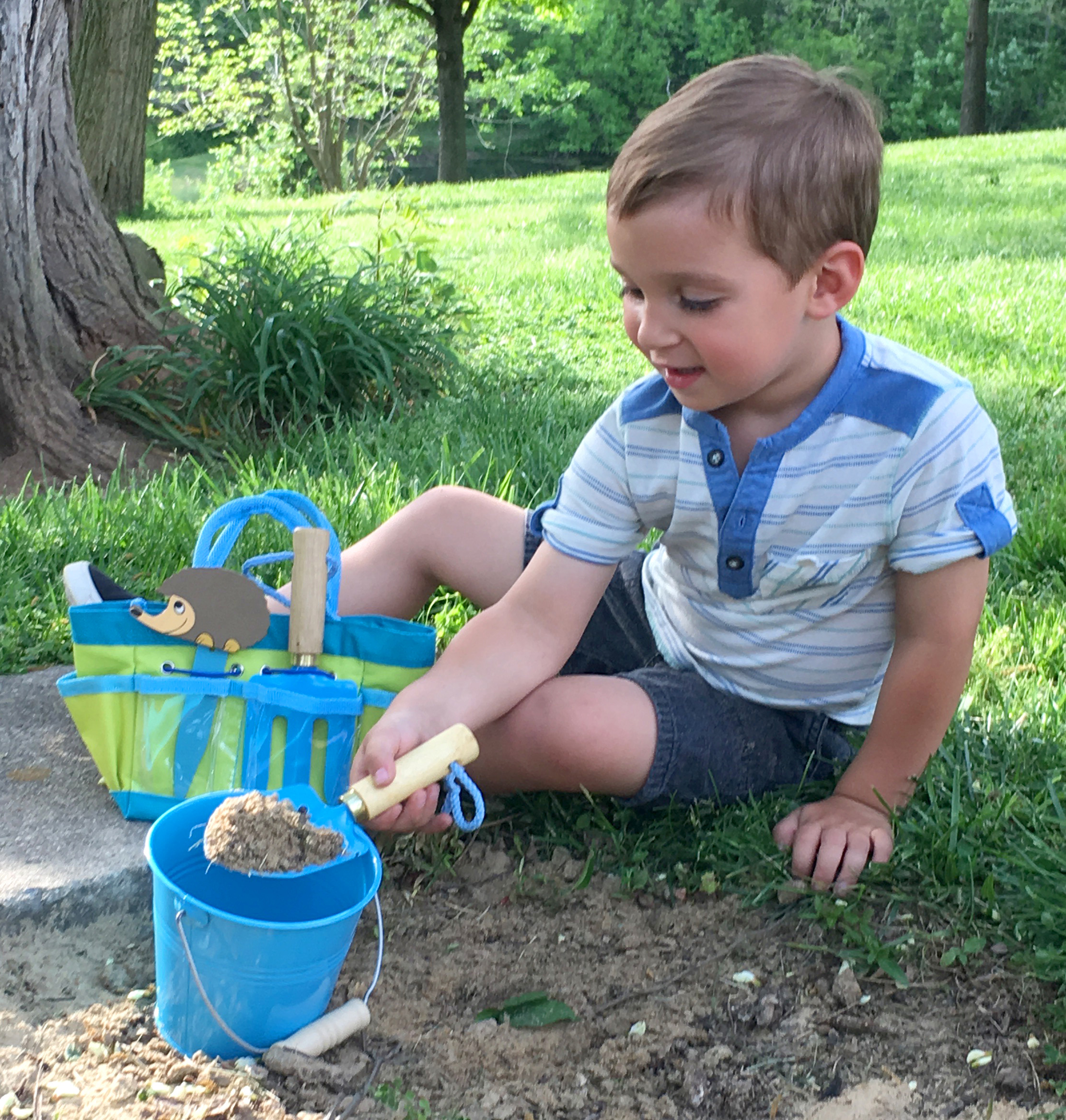 Tierra Garden Little Pals Felix Tool Kit