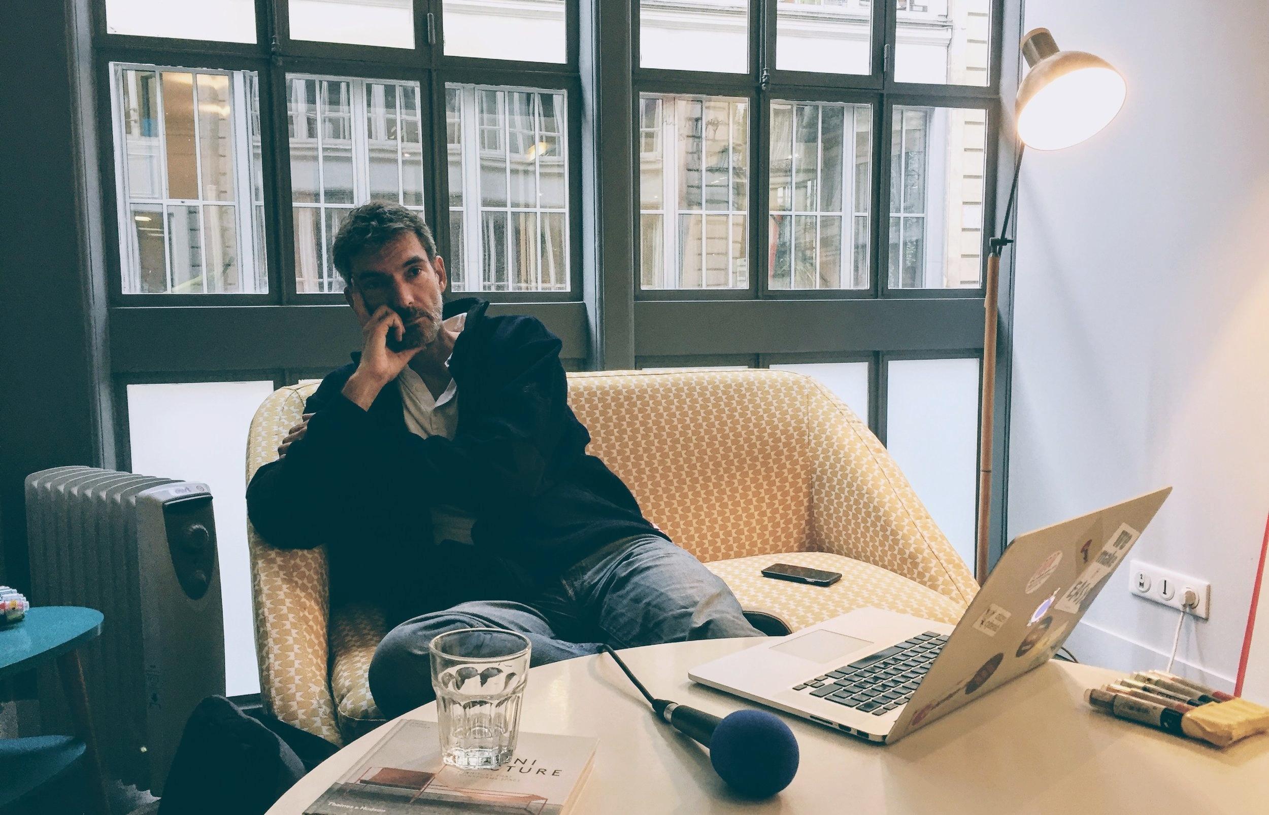Greg Serikoff. Paris 09.10.17