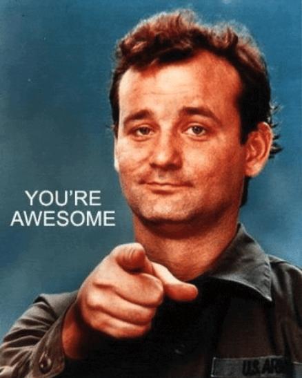 Much appreciated 🤩
