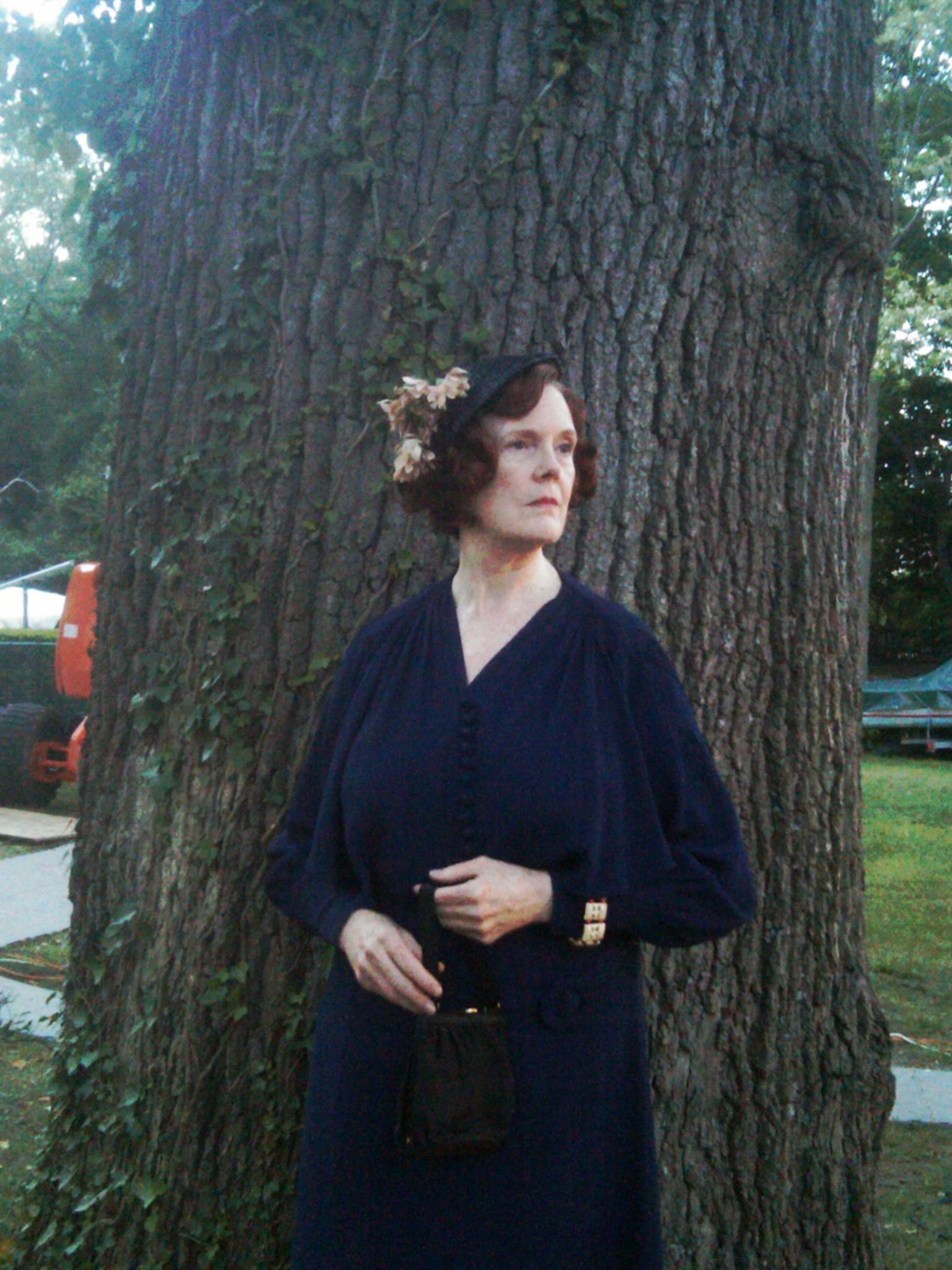 Mildred Pierce  background