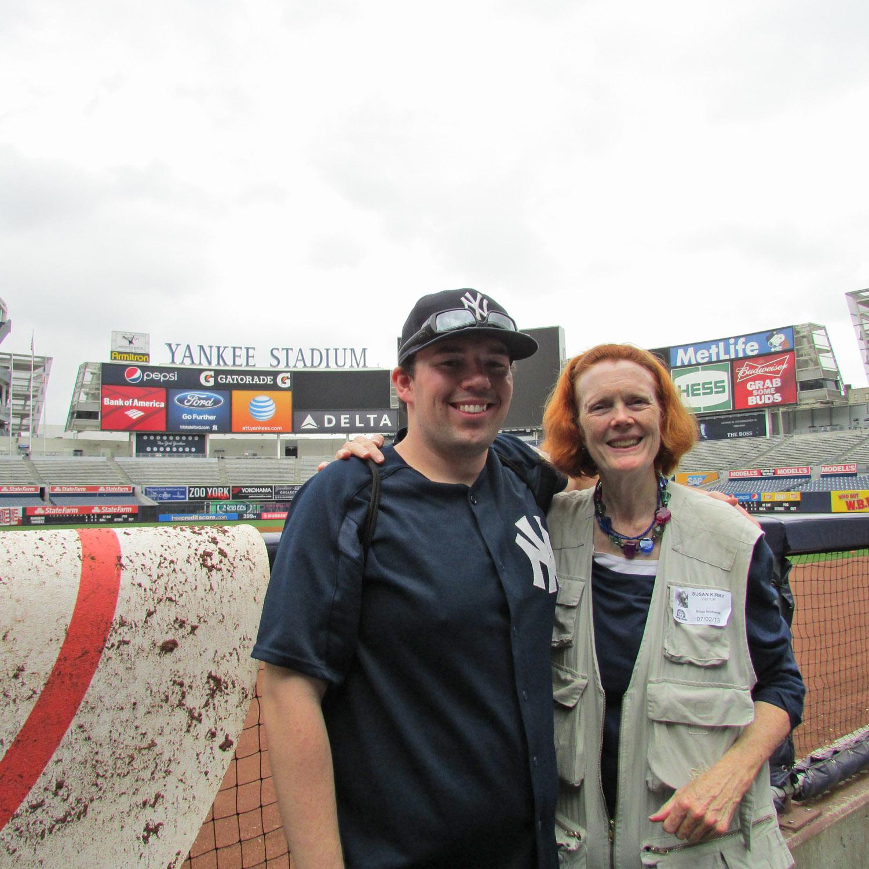 Susan and Matt dugout 1500 7-2013 070.jpg