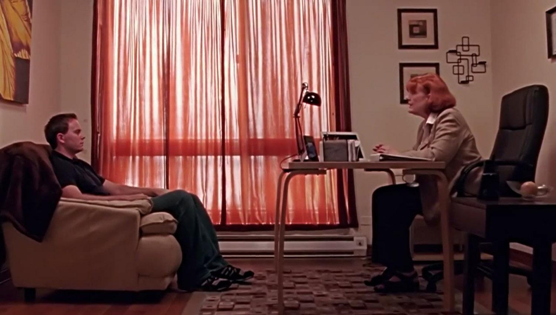 Jason Altman and Susan Kirby in  Bye, Bye Love .
