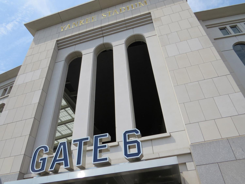Yankee Stadium, June 11, 2016.