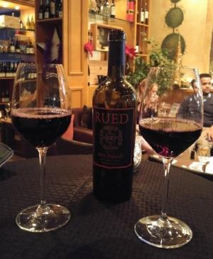 Vintage Vino is at 14 E Dakin