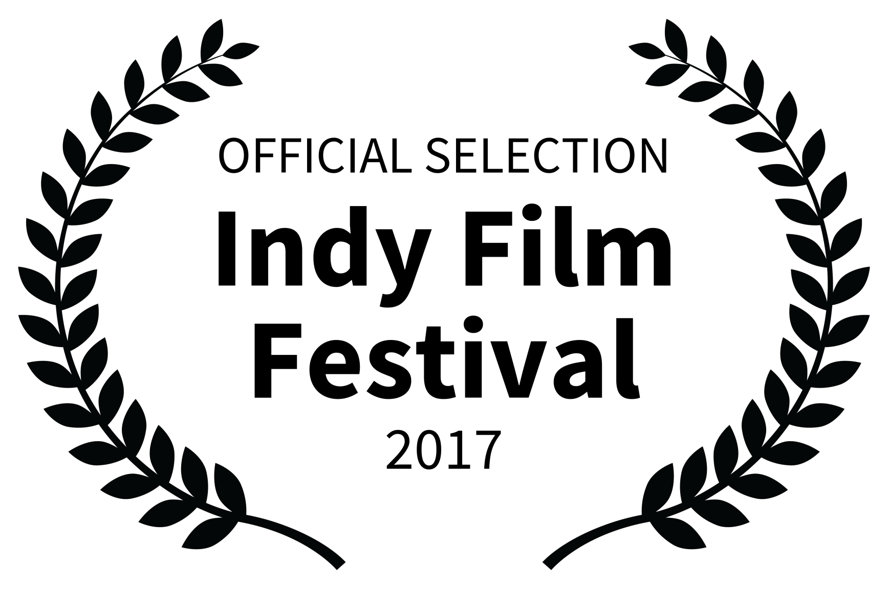 OFFICIAL SELECTION - Indy Film Festival - 2017.png