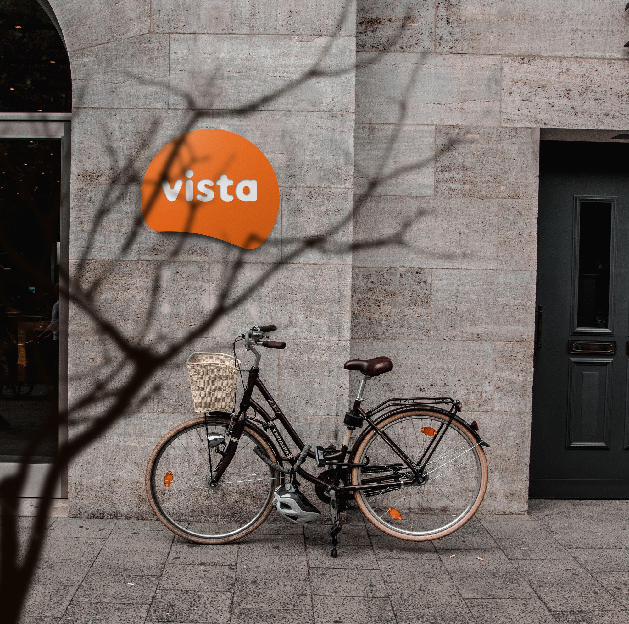 Vista Sign