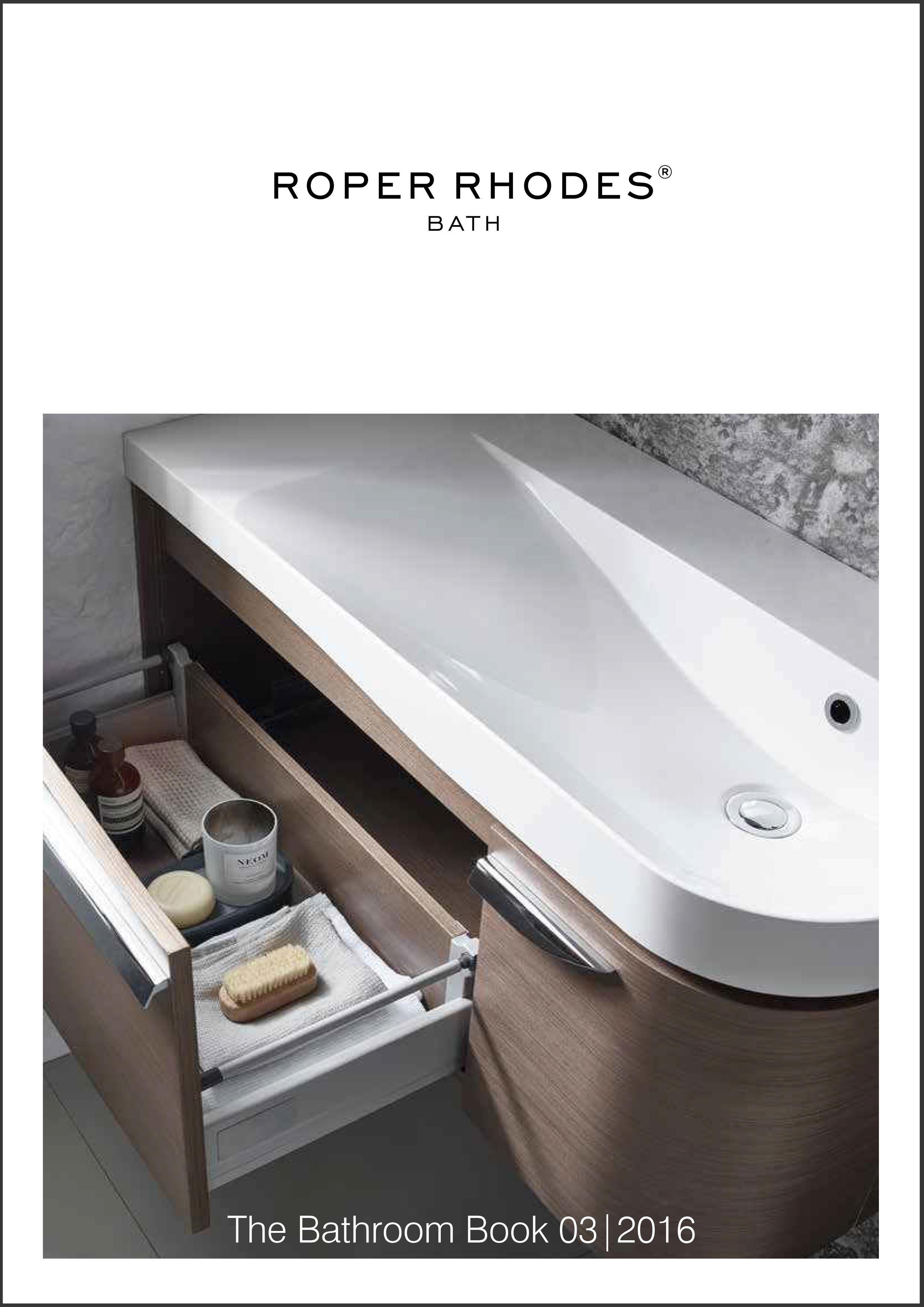 ROPER RHODES 2016 BATHROOM COLLECTION