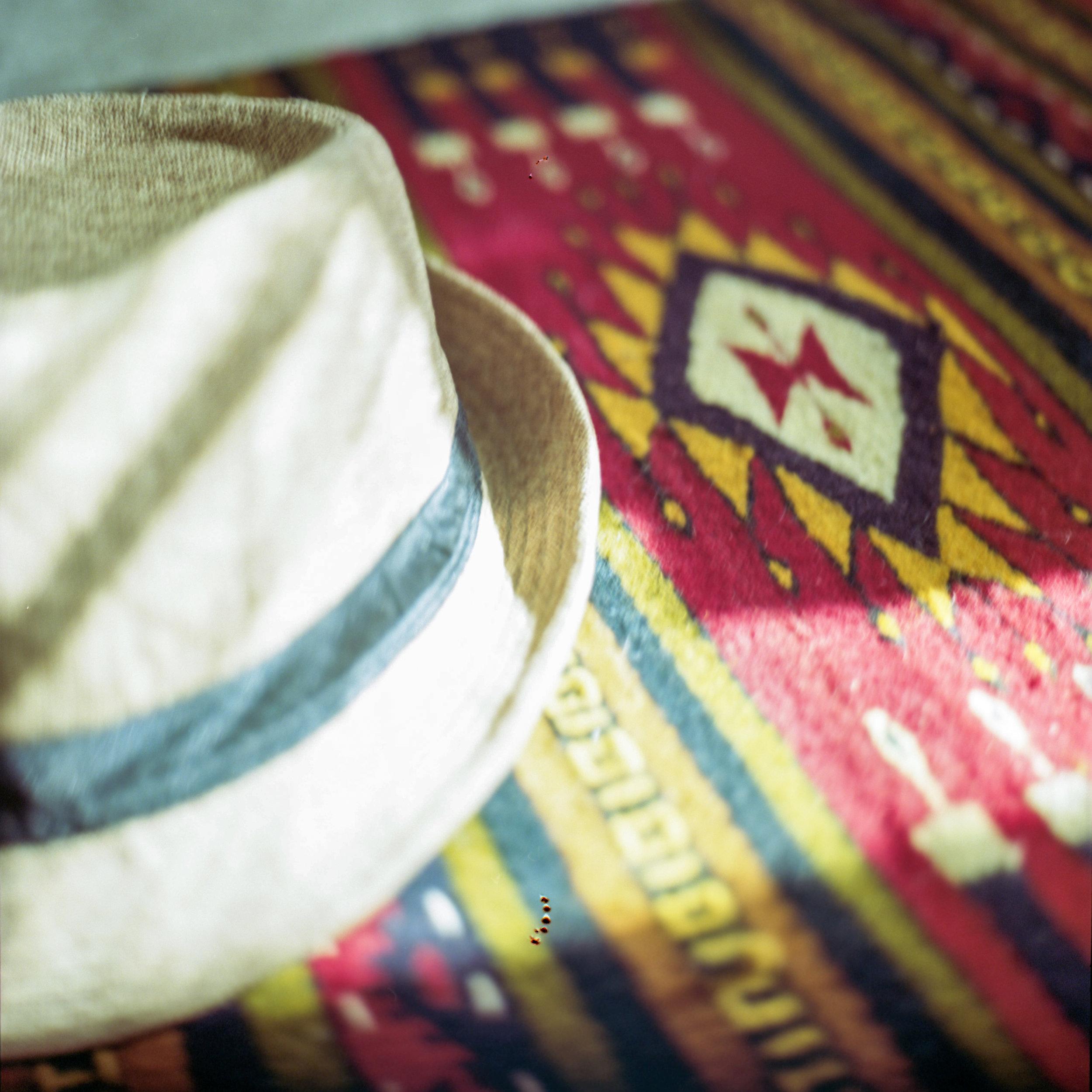 Hat, El Nido & Rug, Oaxaca