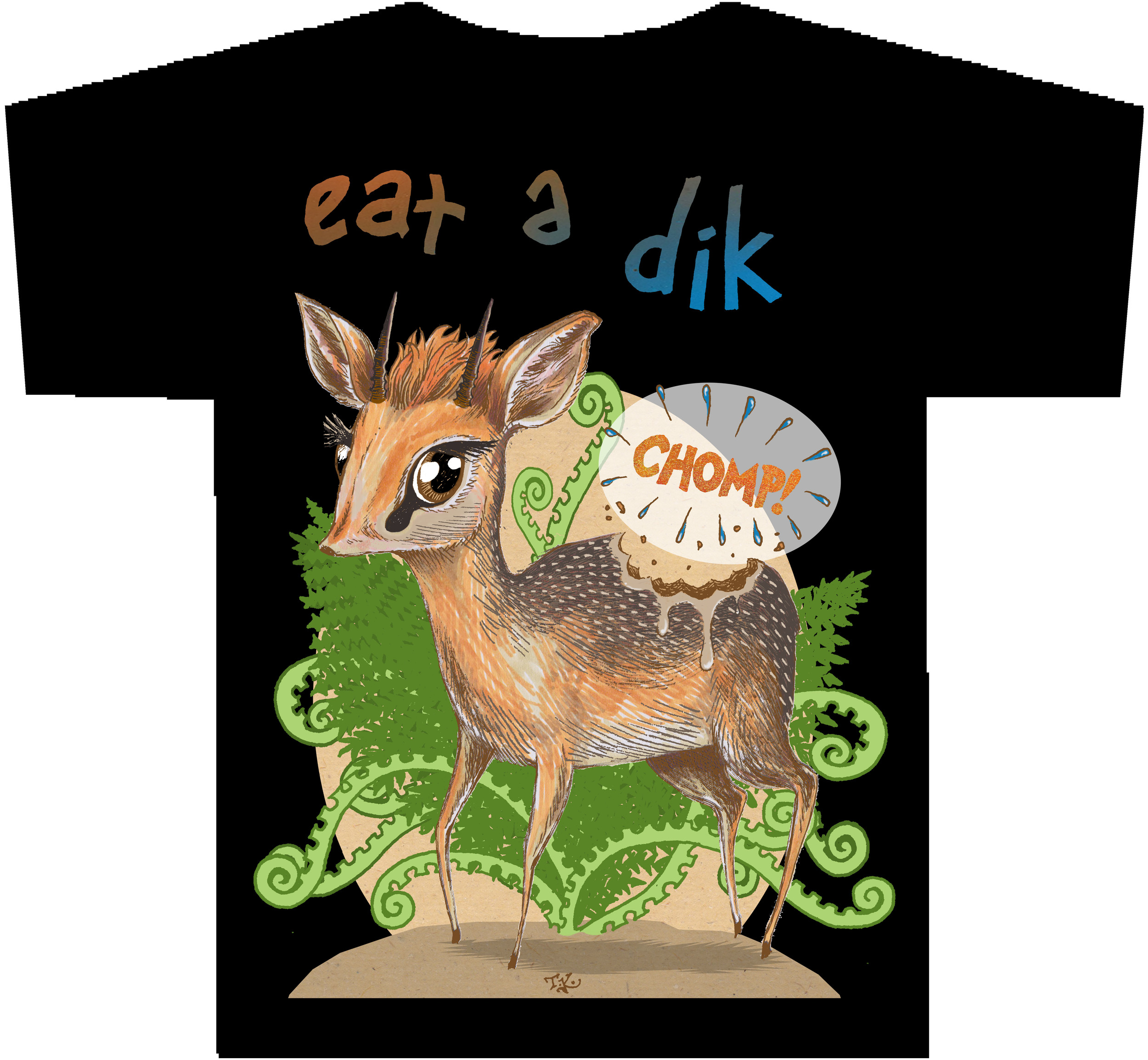 EAT A DIK T-Shirt