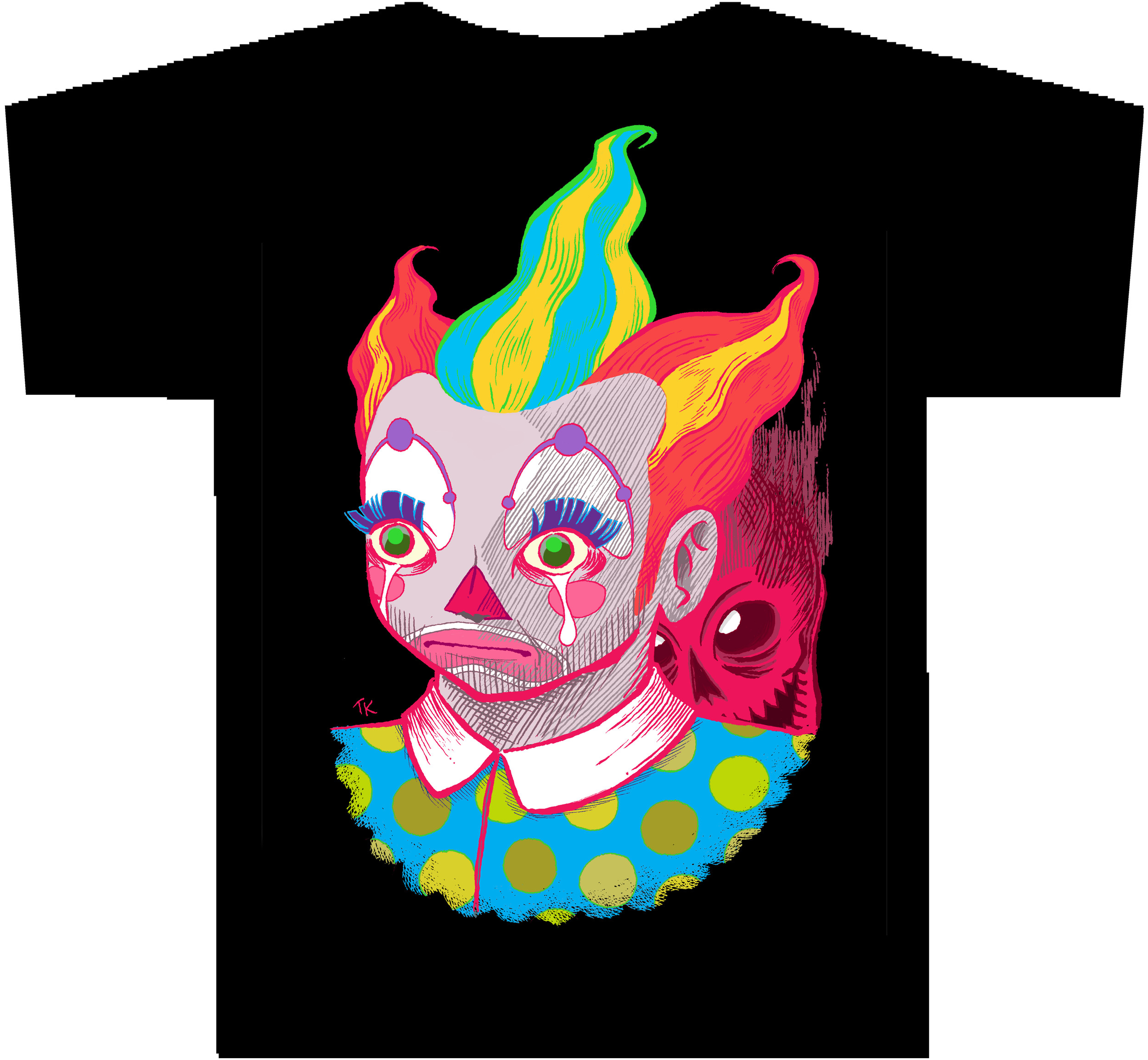 CLOWN & FRIEND T-Shirt