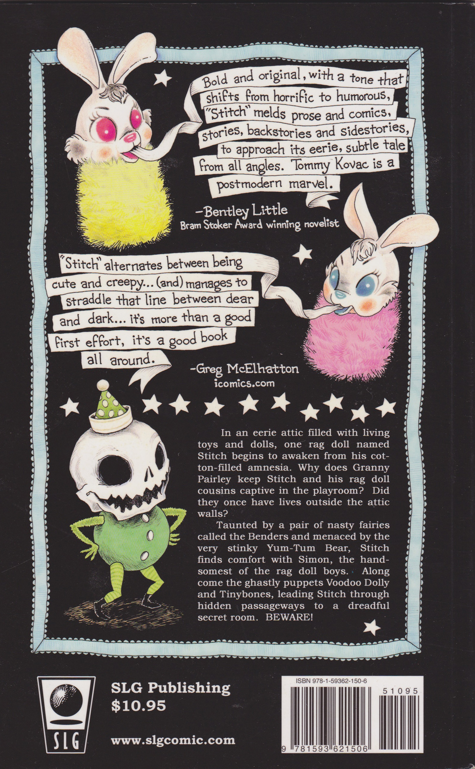 Stitch Collection (back cover)