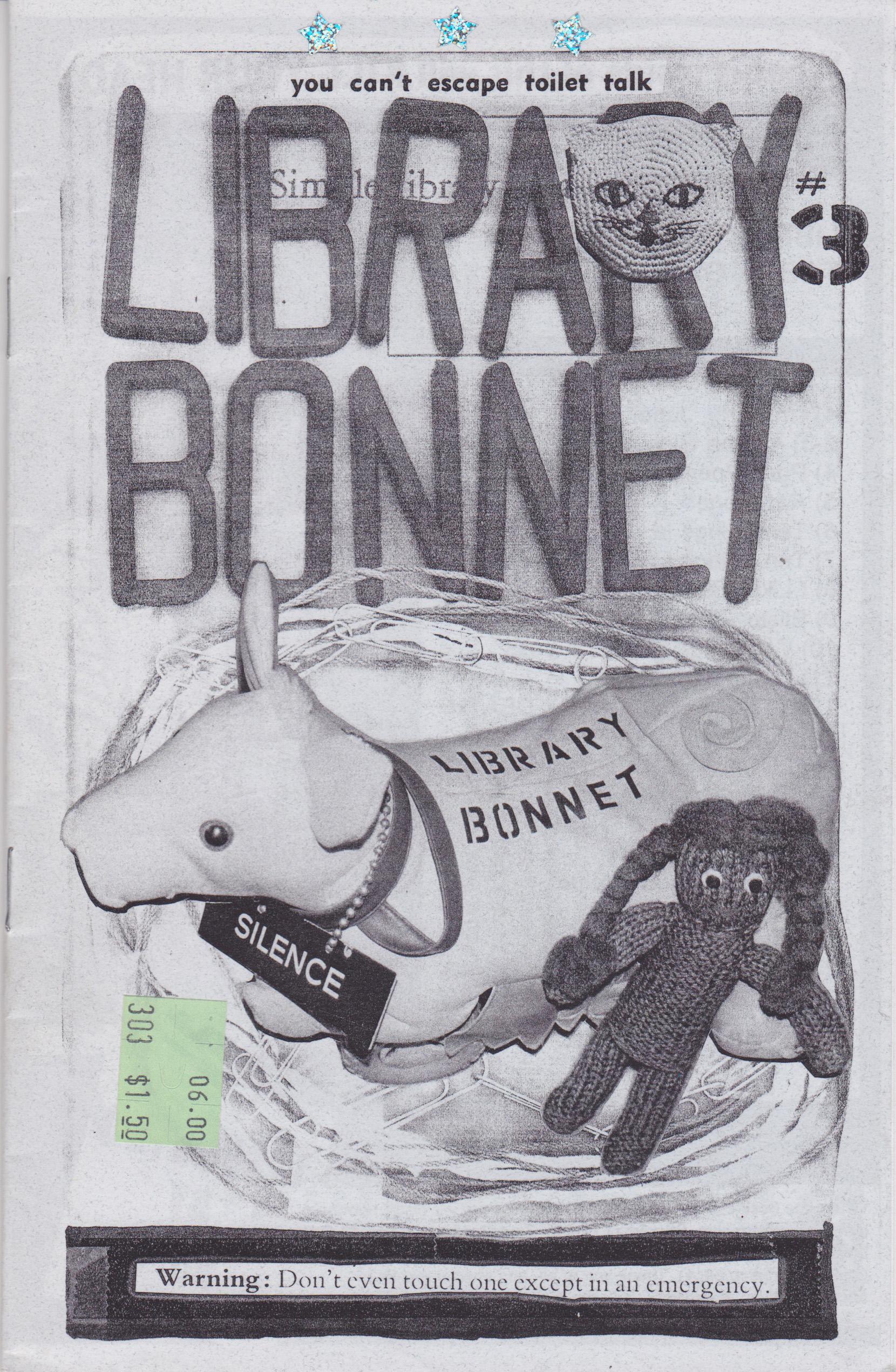 Library Bonnet
