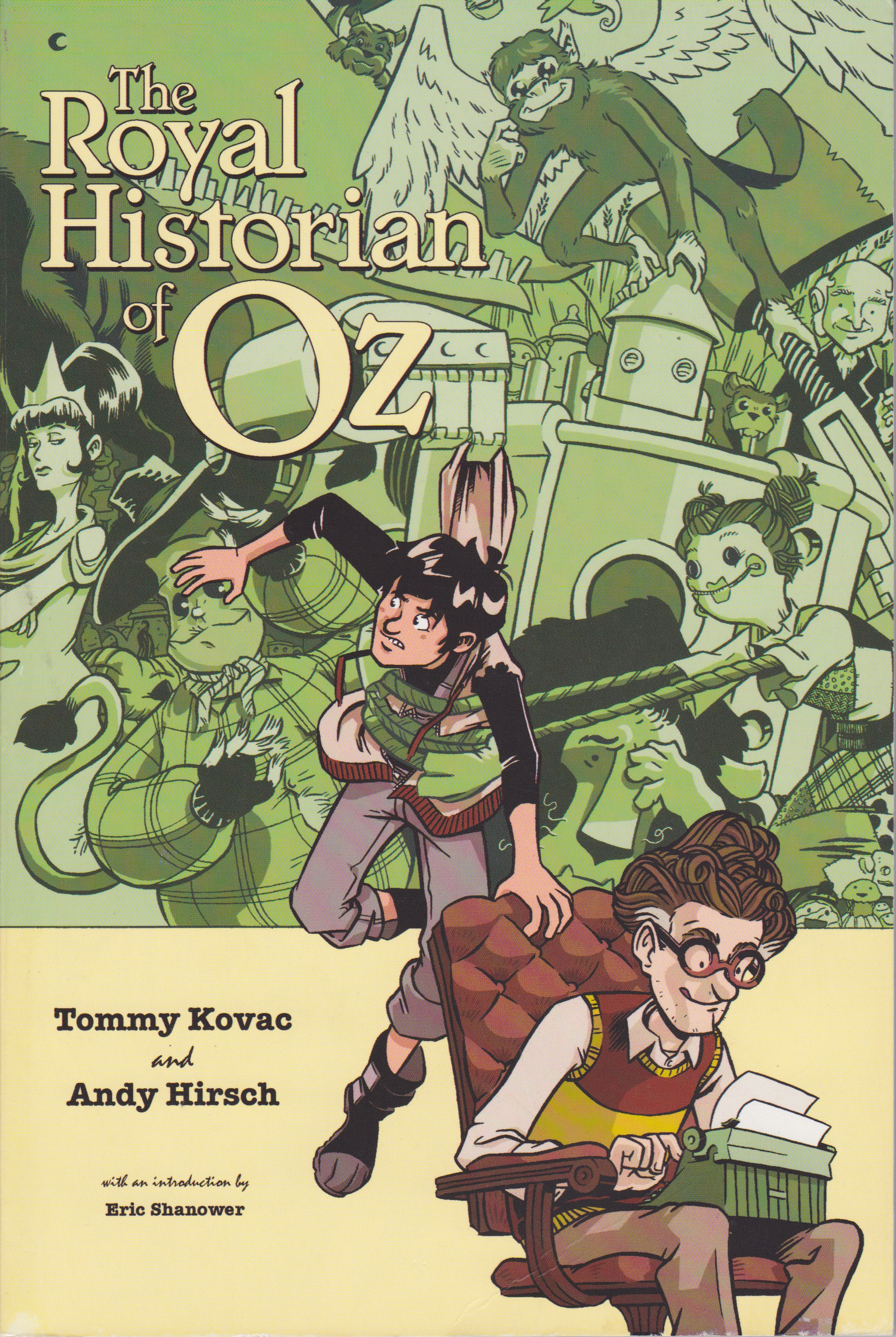 Royal Historian of Oz (trade paperback collection)