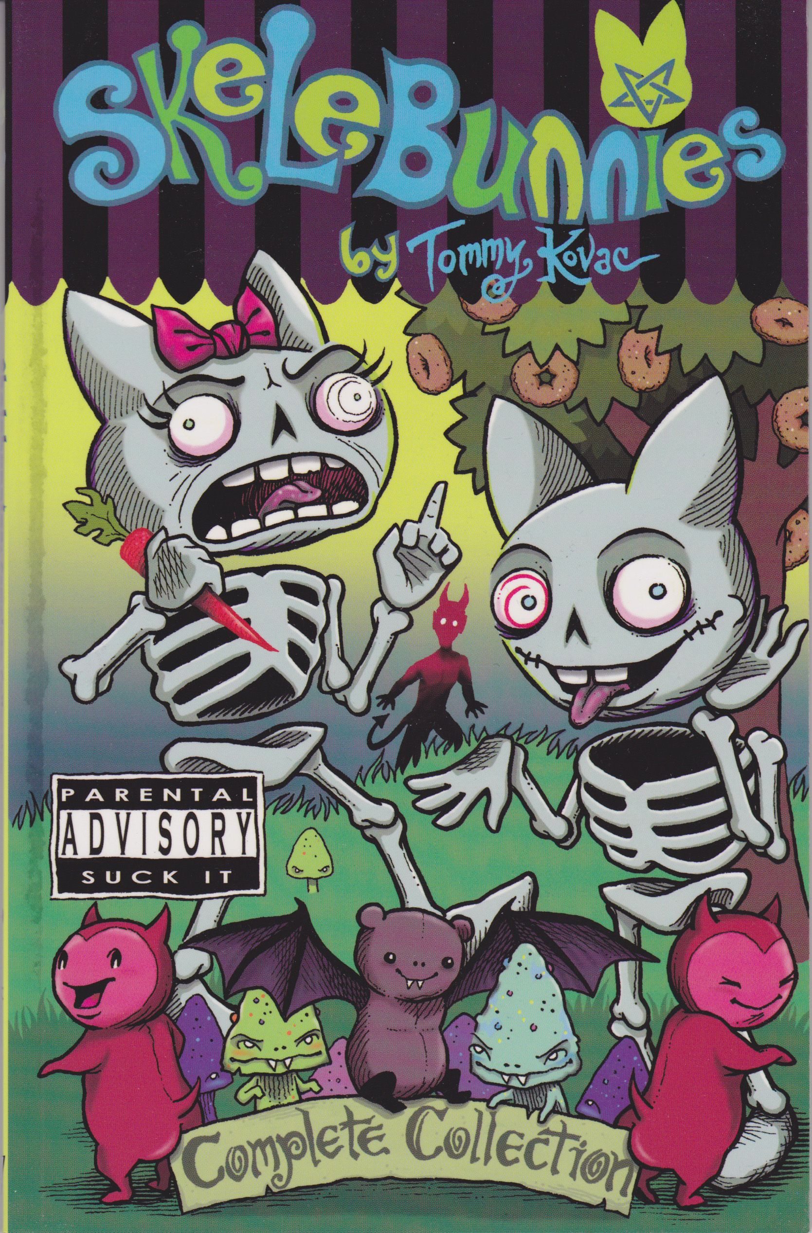 Skelebunnies : the Complete Collection