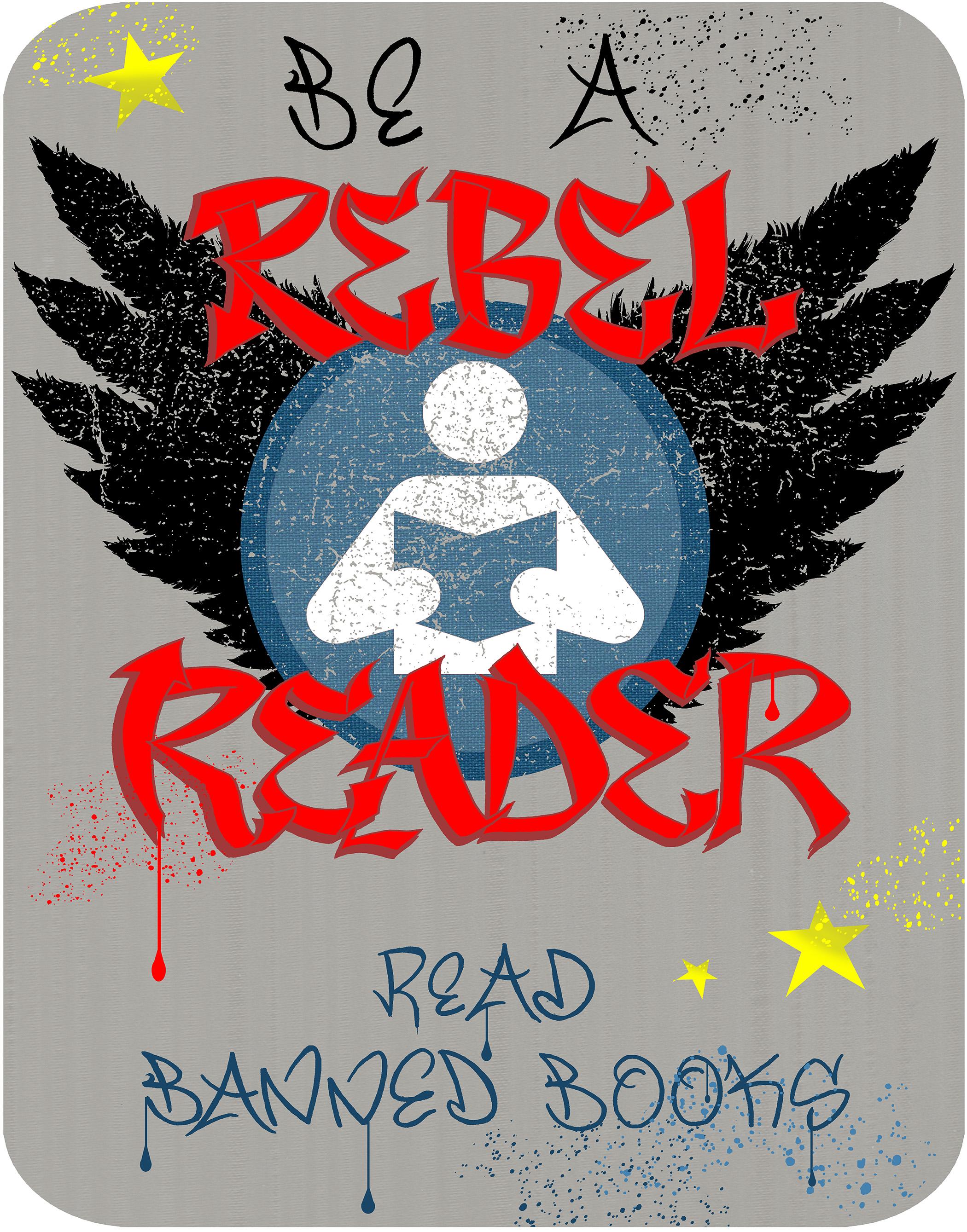 Rebel Reader Banned Books (vertical)