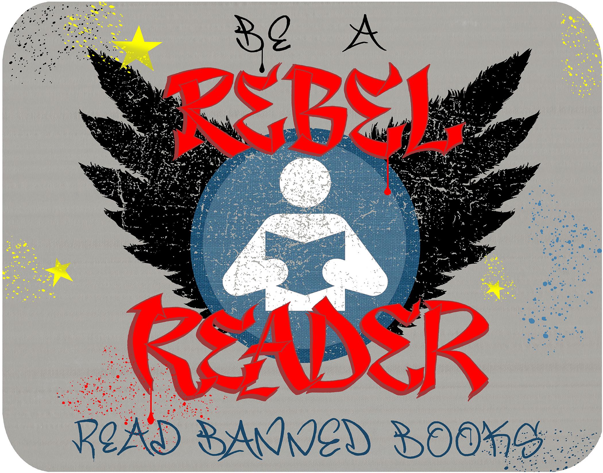 Rebel Reader Banned Books (horizontal)