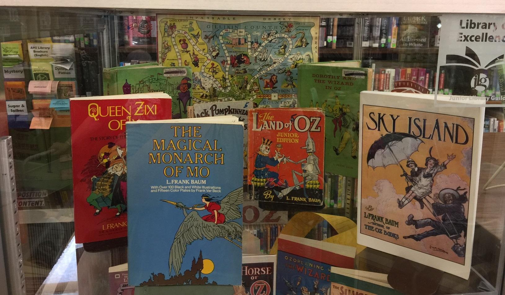 L. Frank Baum's original books