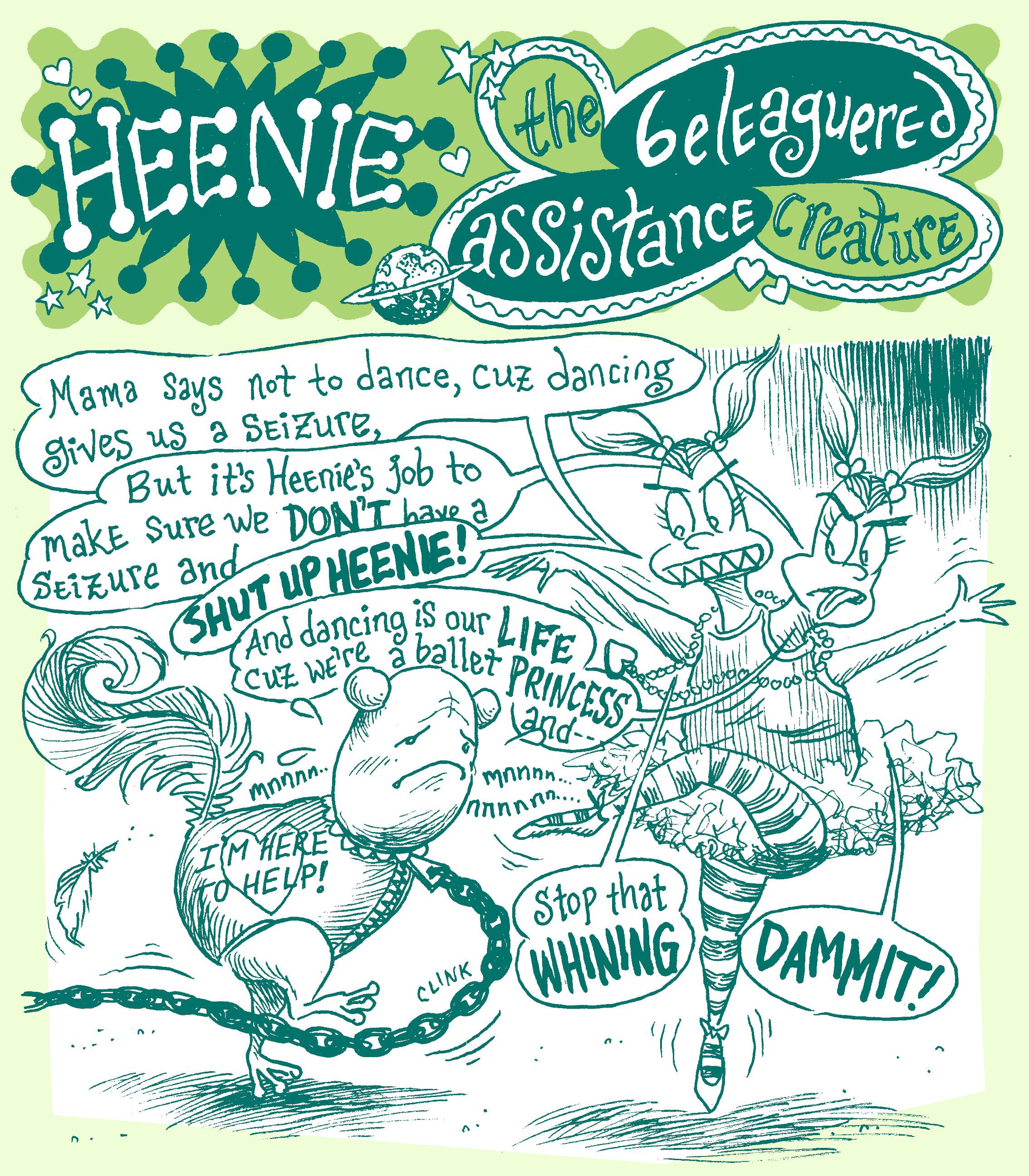 Heenie (page 1 of 4)