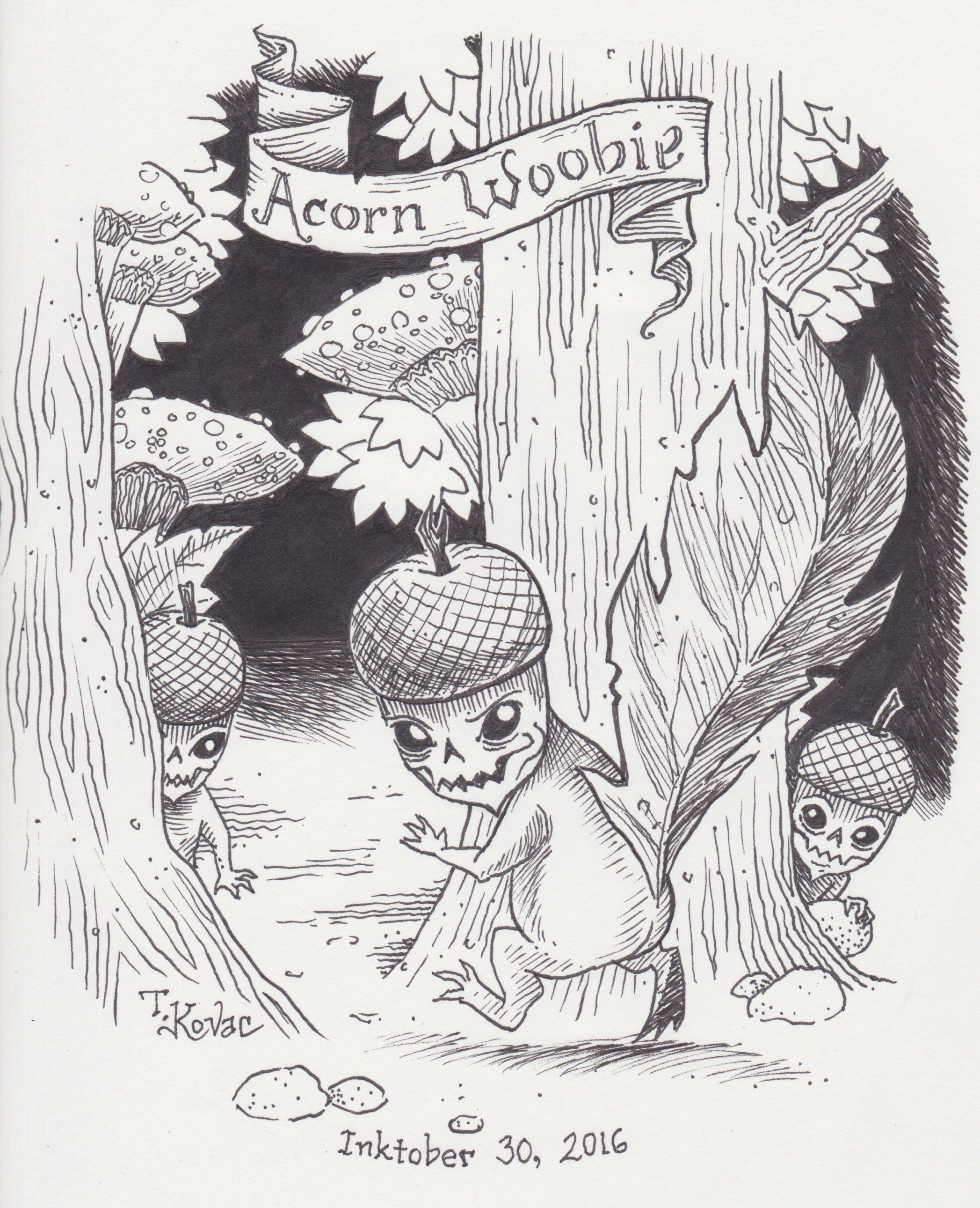 Acorn Woobie