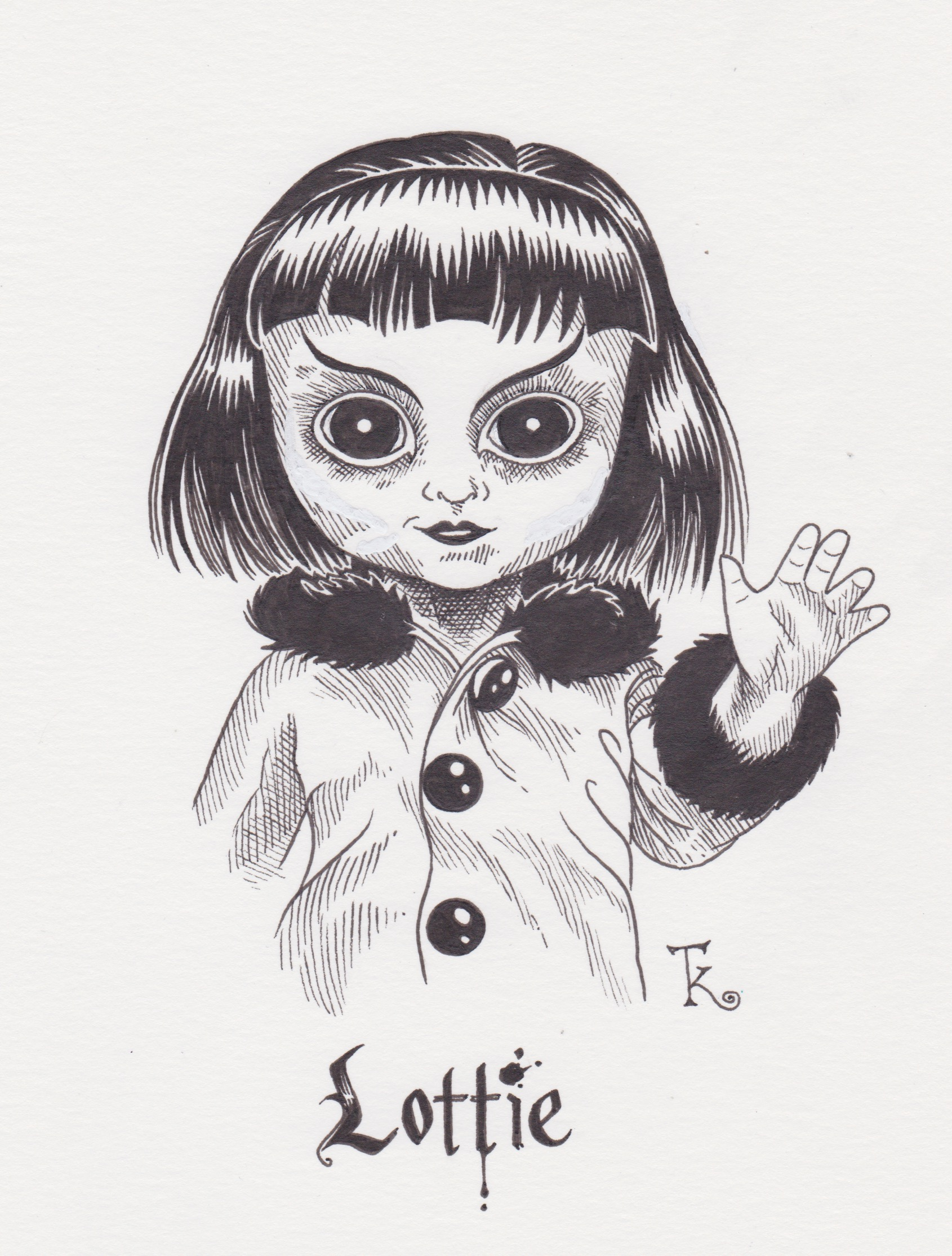Living Dead Doll 2 (Lottie)