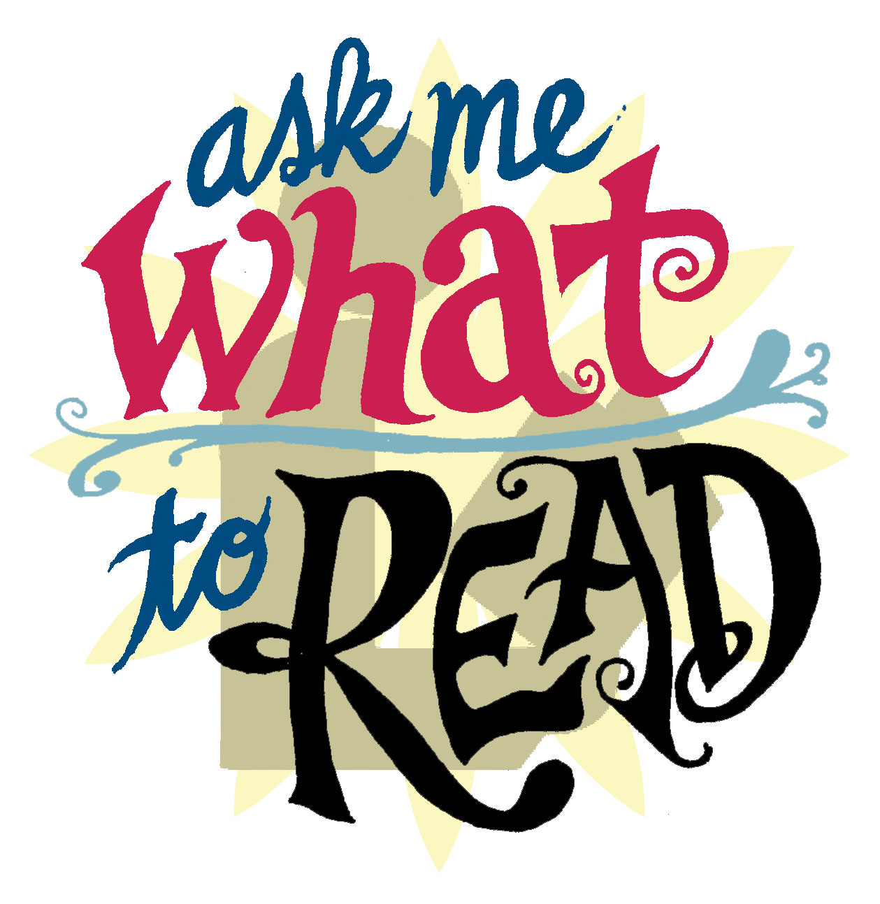 Ask Me... (Button design)