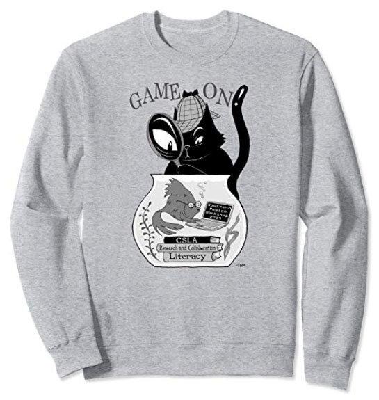 GAME ON CSLA Sweatshirt