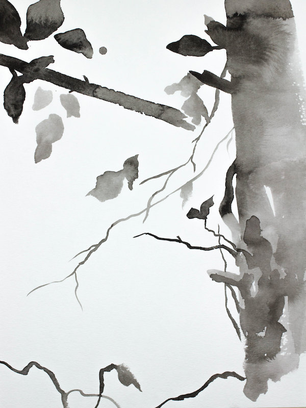 Forest Study No. 3