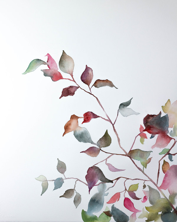 Autumn Leaves No. 5