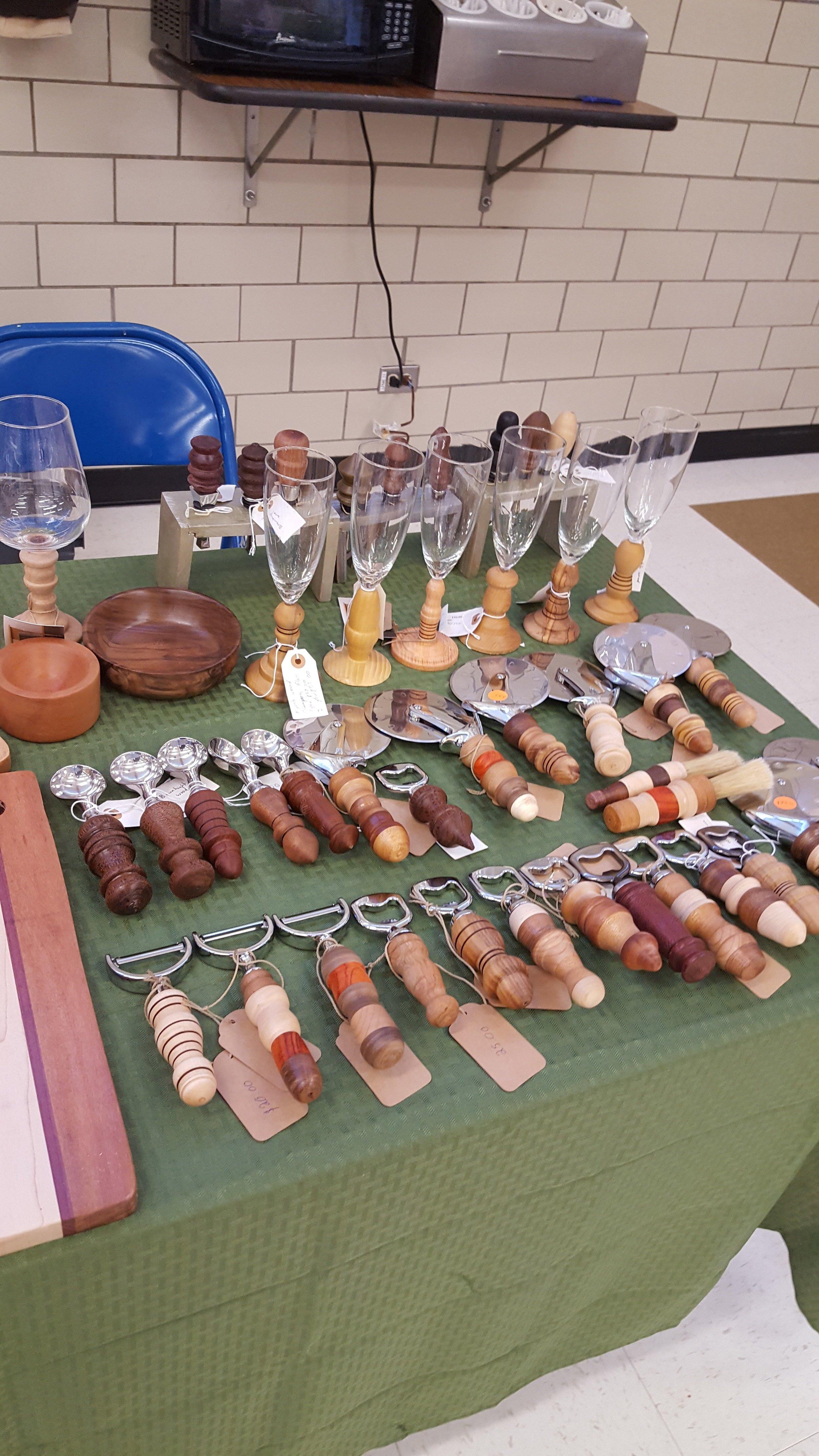Thomas Jefferson Craft Fair 2018 -