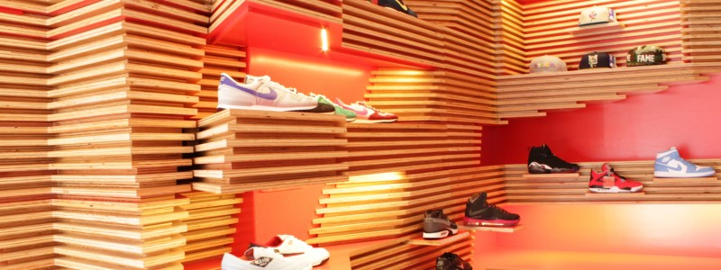 Addicted To Retail (ATR) Feature: Premium Goods Store Design by Zak Hoke for ATR