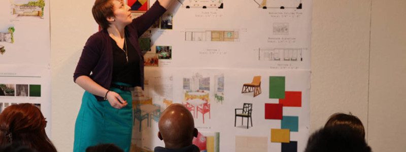 Addicted To Retail (ATR) Special Feature: Zak Hoke at New York School of Interior Design