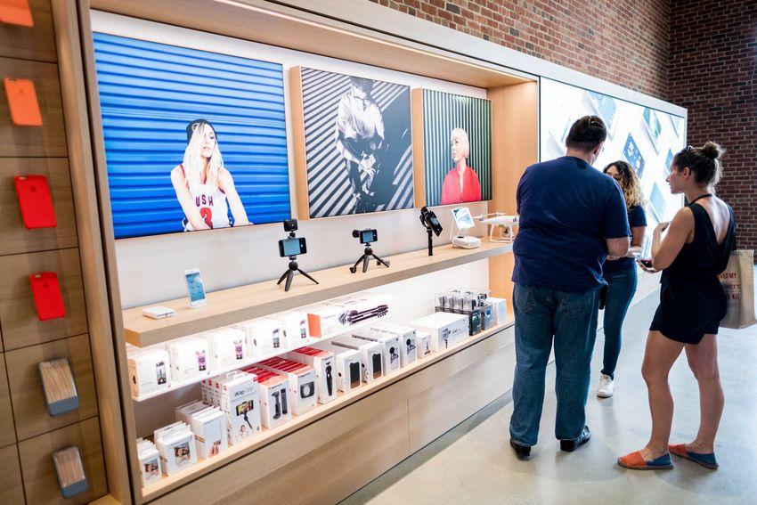 Apple Store Williamsburg - Brooklyn — Addicted To Retail, Inc