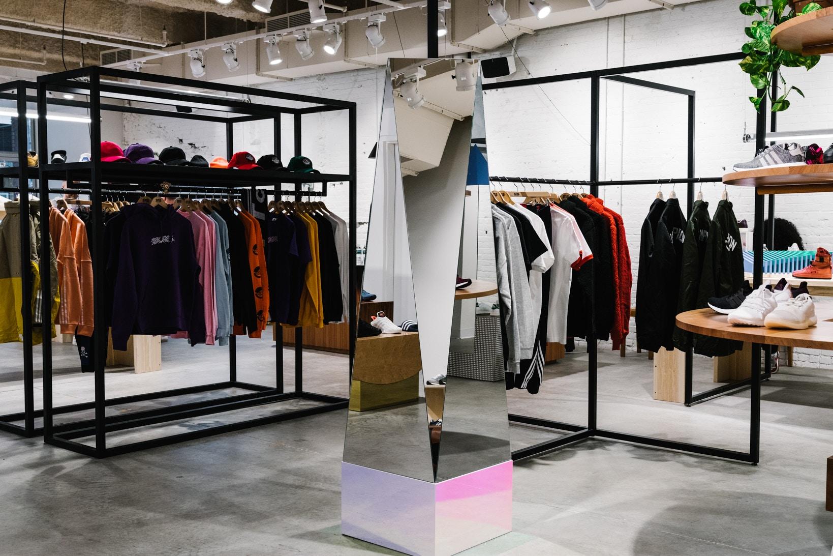 design de qualité 4af14 5cfb9 Sneakersnstuff - NYC — Addicted To Retail, Inc.