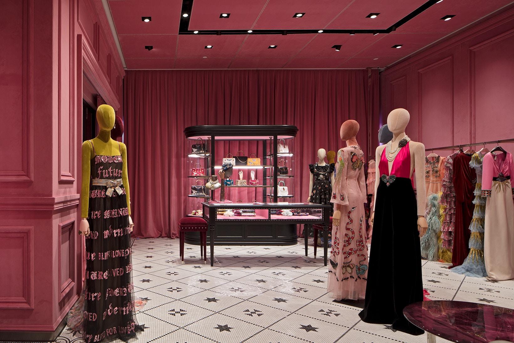 Gucci Miami Addicted To Retail Inc