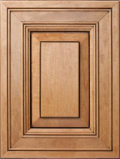 Raised Panel Mitered Doors - 14 Options
