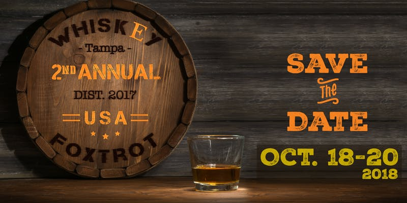 We are thrilled to be launching the Dark Door Spirits brand at the 2nd annual Whiskey Tampa Foxtrot on October 20th at Epicurean. We will be pouring our Spirit of IPA publicly for the very first time! This event is already an iconic whiskey fest with over 200 brands represented and we are honored to be included! If you are WTF, please come open the door to a uniquely crafted whiskey spirit.