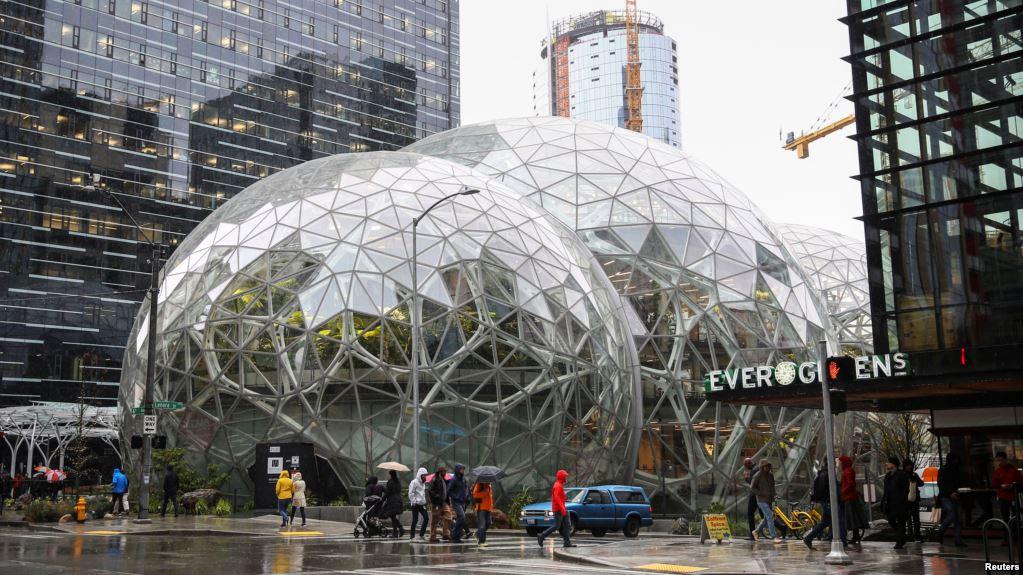Amazon Seattle -