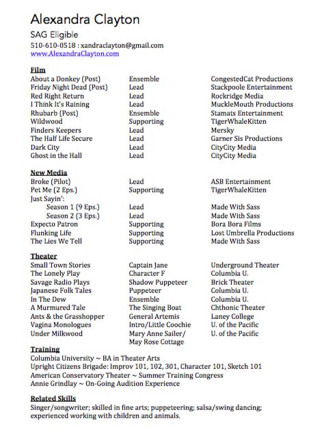 June Resume Screen shot.png