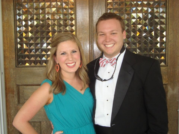 Alpha Gam Formal 2013… Forever thankful that this event gave me an excuse to ask Derek on a date.