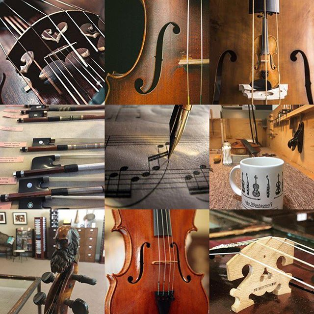 Our top nine of 2018. Thank you all for following us!🎻 . . . #NCViolinMaker #MontgomeryViolins #Violin #Viola #Cello #Violinist #Luthier #Cellist #MadeInTheSouth #MadeInRaleigh #Symphony #Orchestra #StringInstrument #ViolinMaker #RaleighNC #TopNine #BestNine #2018 #HappyNewYear